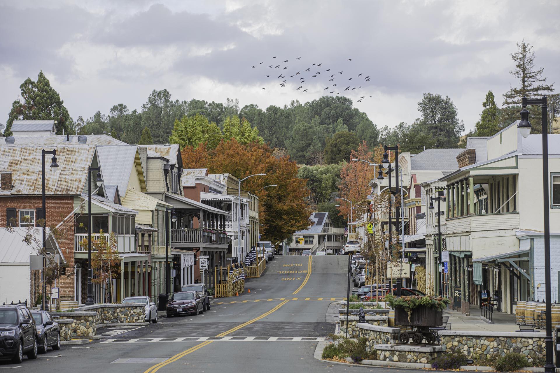 Downtown Sutter Creek
